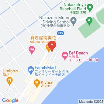 イーフ観光ホテルの地図