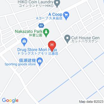 ペンションiDの地図