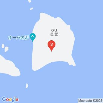 オーハ島の中の地図