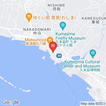 ホテルガーデンヒルズの地図