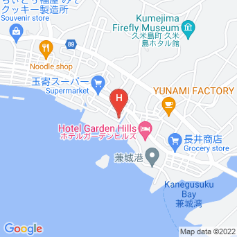民宿久米島 別館の地図