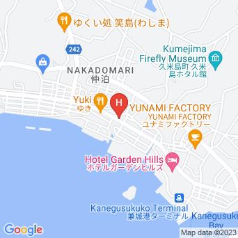 観光ホテル新生の地図