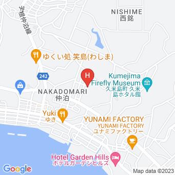 クラブハウスネプチューンの地図