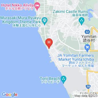 コンドミニアムモリマーリゾートホテルの地図