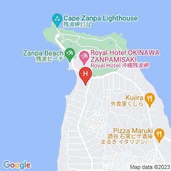 ジ・ウザテラス ビーチクラブヴィラズの地図