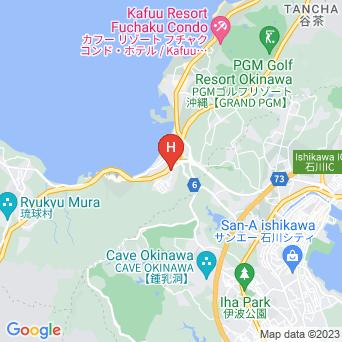 ホテルサンセットヒルの地図