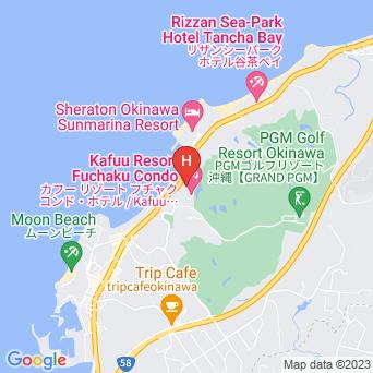 カフー リゾート フチャク コンド・ホテルの地図