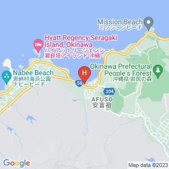 みゆきハマバルリゾートの地図