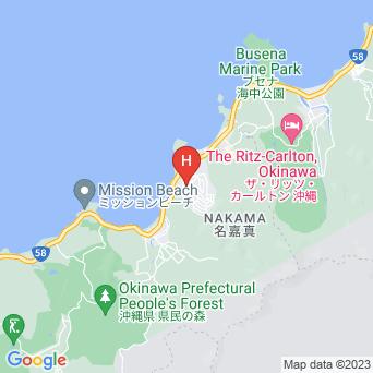 プチホテル キーウェストクラブの地図