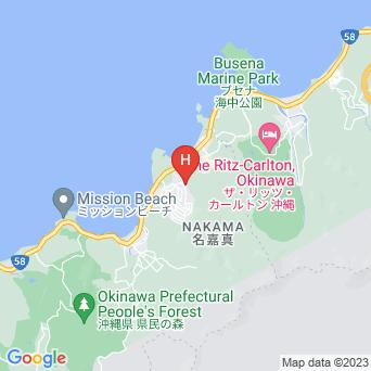 コンドミニアムホテル しまんちゅクラブの地図