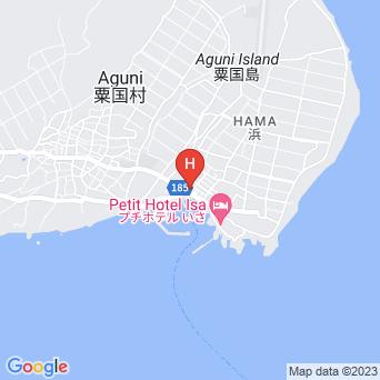 民宿 波止場新館の地図