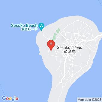 ペンション 美ら島の地図