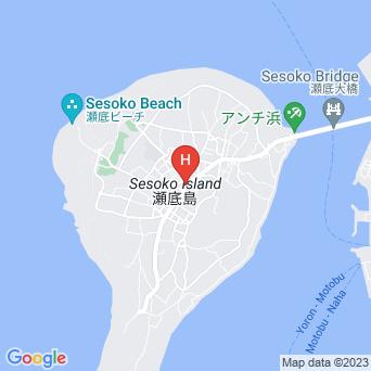 民宿瀬底島美ら旅の地図