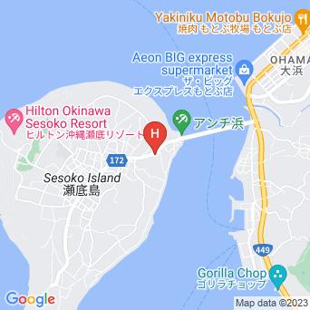 ペンション サンフラン セソコヒルズの地図