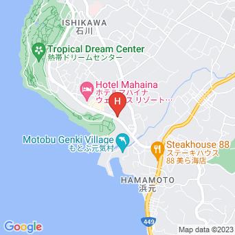 アルマリゾートの地図