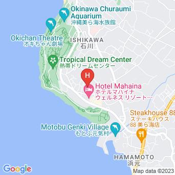 民宿山川荘の地図