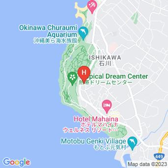 ペンション海風の地図
