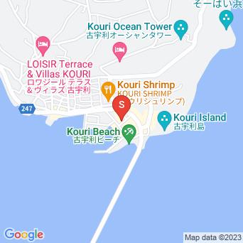 ドライブスルー/ブルーシールアイスクリームの地図