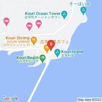 カフェ&レストラン YOSHIKAの地図
