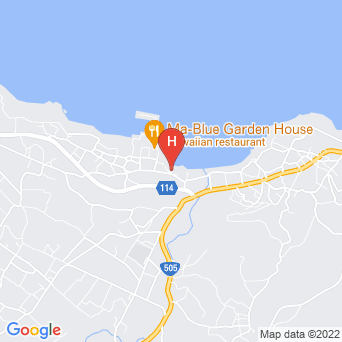 ペンションパパラギ王国の地図
