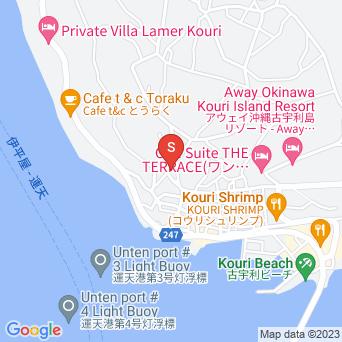 沖縄県立古宇利診療所の地図