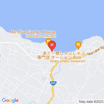 貸別荘ティンガーラの地図