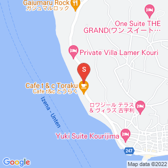 島の茶屋 ちびくろ(旧さーたー家)の地図