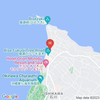 Fukugi Terrace/フクギテラスの地図
