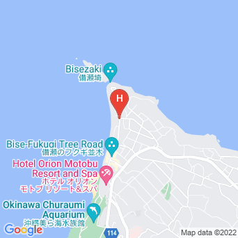 民宿・レストラン民宿 岬の地図