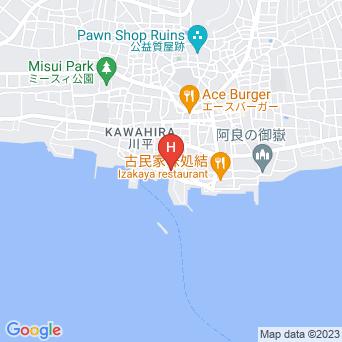 民宿 渚の地図