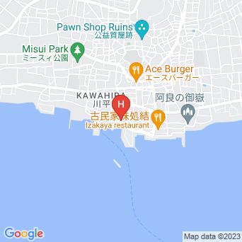 民宿ぎぼの地図