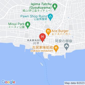 民宿マルコポーロの地図