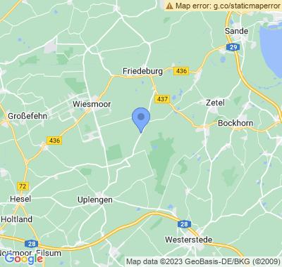 26446 Friedeburg Bentstreek