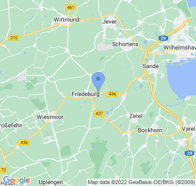 26446 Friedeburg Friedeburg