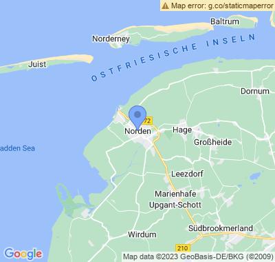 26506 Norden Tidofeld