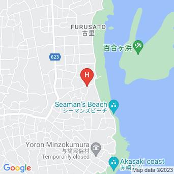 民宿さかえ荘の地図
