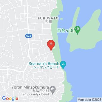 民宿さゆり荘の地図