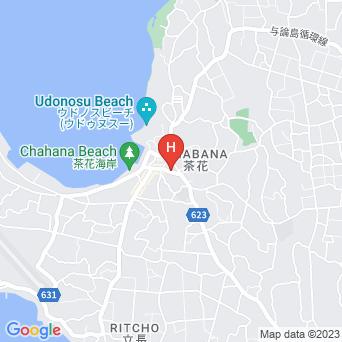 松園旅館/民宿松園の地図