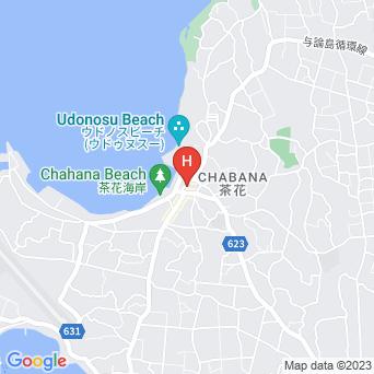 民宿南海荘の地図
