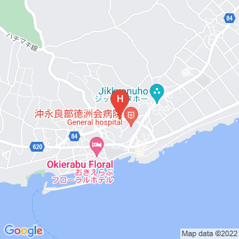 ビジネスホテル カーサさかいの地図