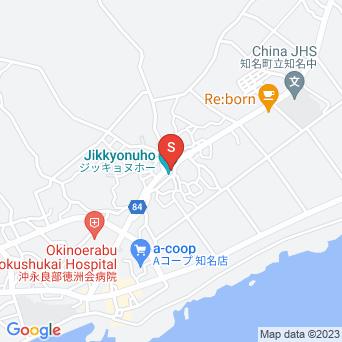 ジッキョヌホーの地図