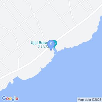 ウジジ海岸/ウジジ公園/カナダ帆船慰霊の地の地図