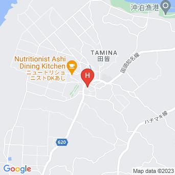 Shimayado當/島宿あたりの地図