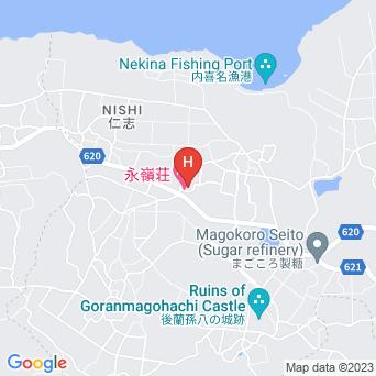 永嶺荘の地図