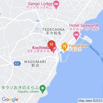 旅館わどまり荘/民宿和泊荘の地図