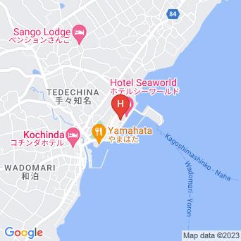 民宿ゆたか荘の地図
