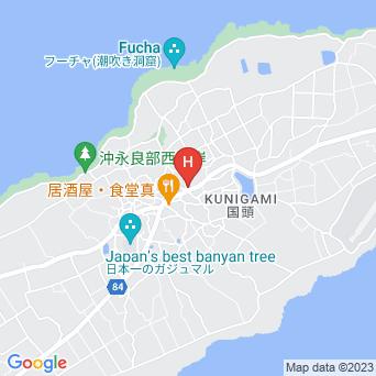 民宿みさき荘の地図