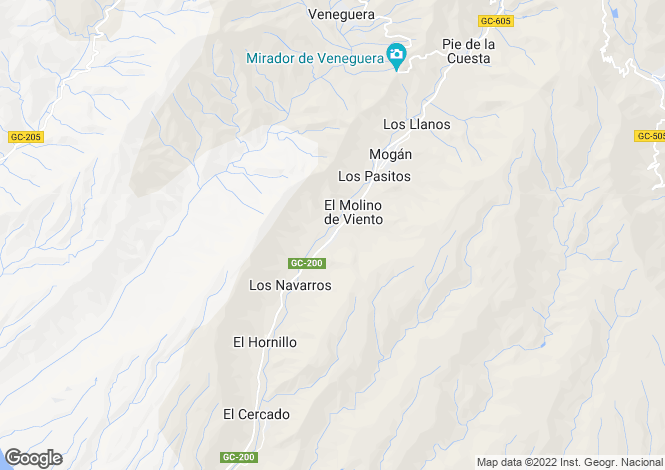 Map for Mogan, Gran Canaria, Canary Islands