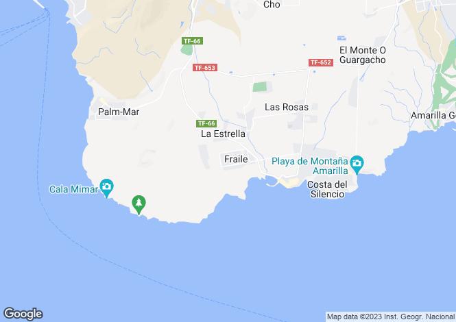 Map for , El Fraile, Tenerife, Spain