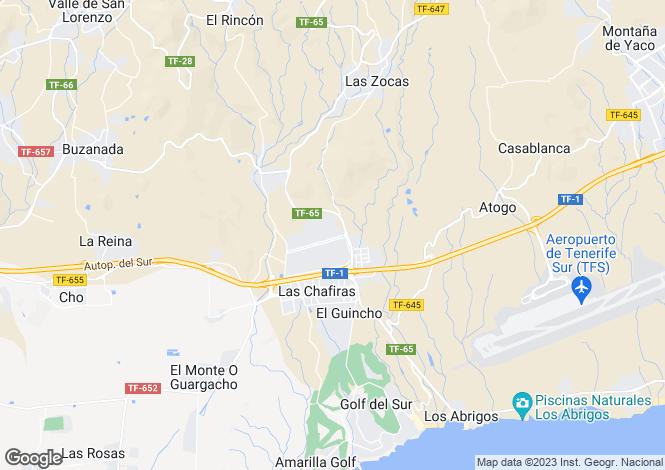 Map for El Faro, Llano Del Camello, Tenerife, Spain